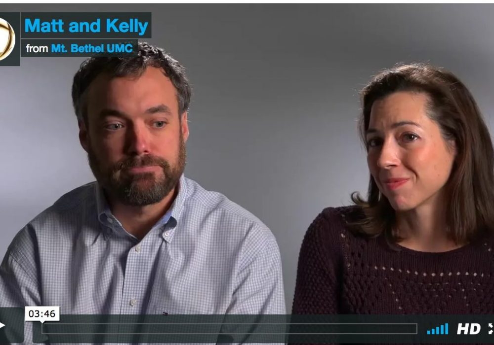 Matt and Kelly: The Freedom to Bless Others